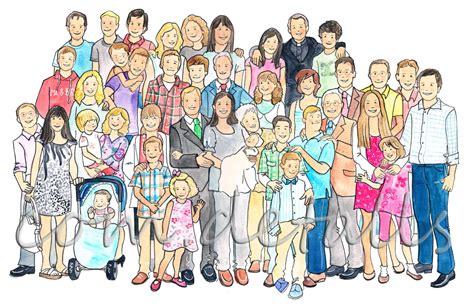 imagenes de la familia y amigos eva torguet com detalls 40 personas un dibujo una familia