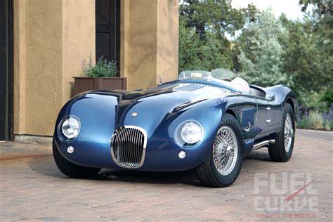 c type jaguar replica heritage c type a replica jaguar xk120c fuel curve