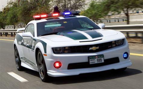 Les voitures de police de Dubaï   2Tout2Rien