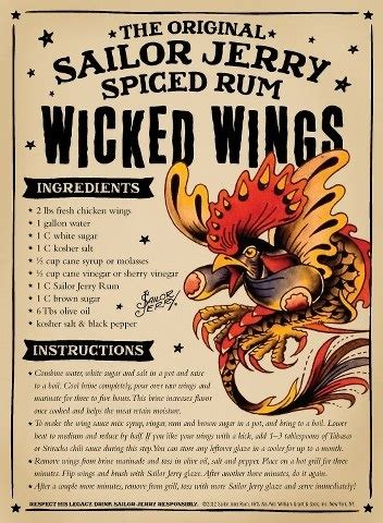 flash tattoo ingredients 42 best images about sailor jerry recipes on pinterest