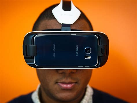 Samsung S7 Gear galaxy s7 sortie avec des gear vr