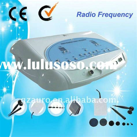 Radio Frequency Quality Modern Beauty Poster For Salon Modern Beauty Poster For
