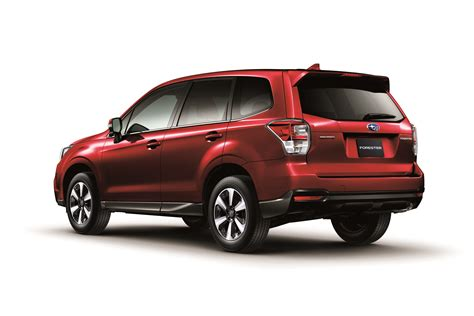 subaru forester 2017 colors subaru previews changes to 2017 forester
