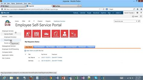 Office 365 Employee Portal Help Desk Self Service Portal Ideas Greenvirals Style