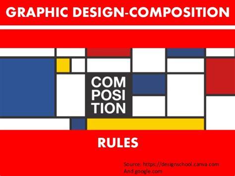 graphics design rules graphic design composition