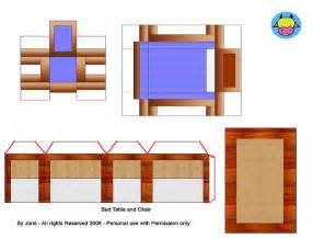 Doll House Template by 5 Best Images Of Paper Dollhouse Furniture Printables