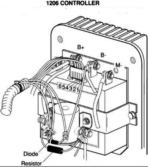 ezgo 36v wiring diagram wiring diagram with description