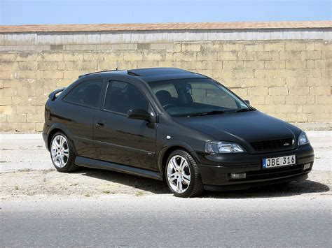 2001 Opel Astra Photos Informations Articles