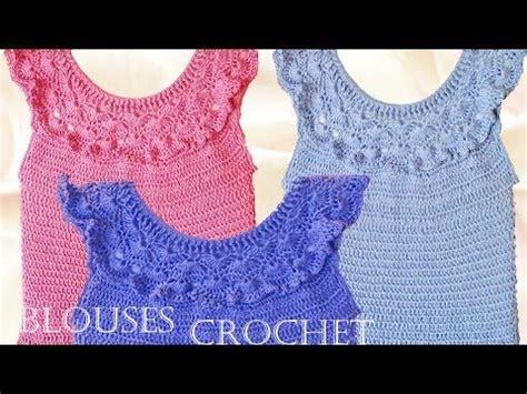 como tejer a crochet vestido para nia 12 youtube como tejer lindo vestido para ni 241 as a crochet make