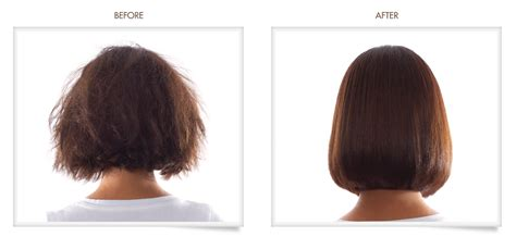 brazilian blowout before and after brazilian blowout pigalle salon medspa in southfield mi