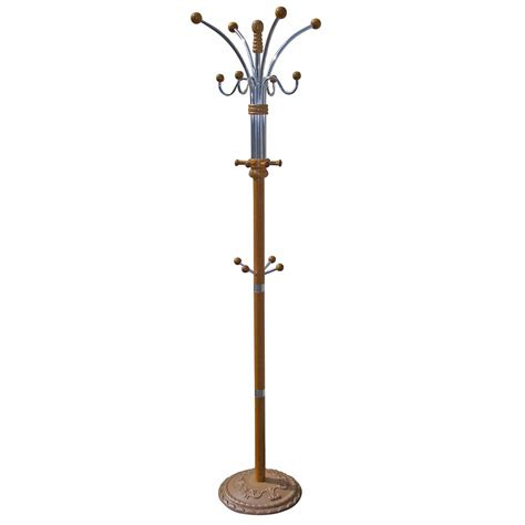coat stand ore international wooden coat rack by oj commerce 73 77