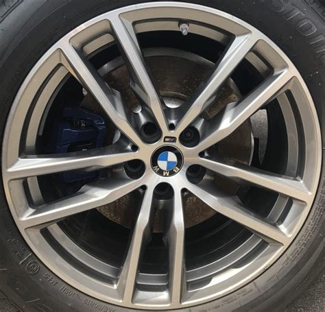 bmw  mg oem wheel  oem original alloy wheel