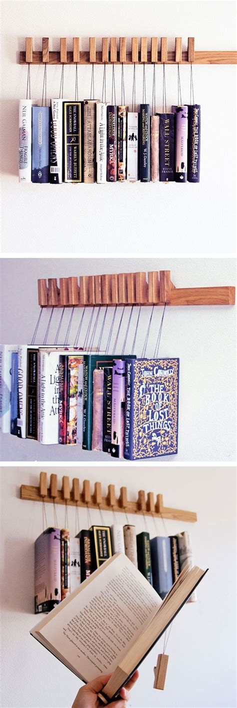 adorable 80 hanging book shelf design ideas of best 10 best 25 book racks ideas on pinterest book rack design