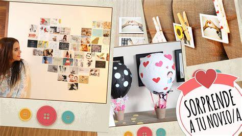 imagenes de amor para sorprender a mi novio ideas para sorprender a tu novio yuya youtube