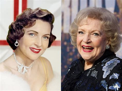 celebrity page today betty white birthday best quotes