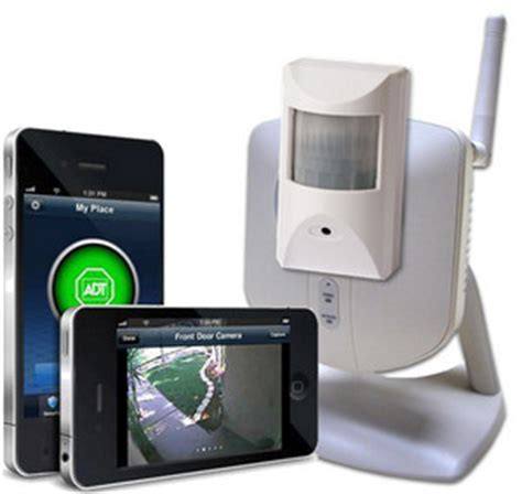 adt home security cameras about