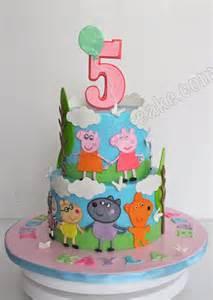 celebrate cake peppa pig cake