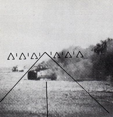 german armored forces & vehicles view of gunner on