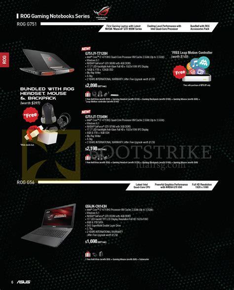 Asus K451ln Wx154h asus notebooks gaming rog g751jy t7128h g751jt t7049h