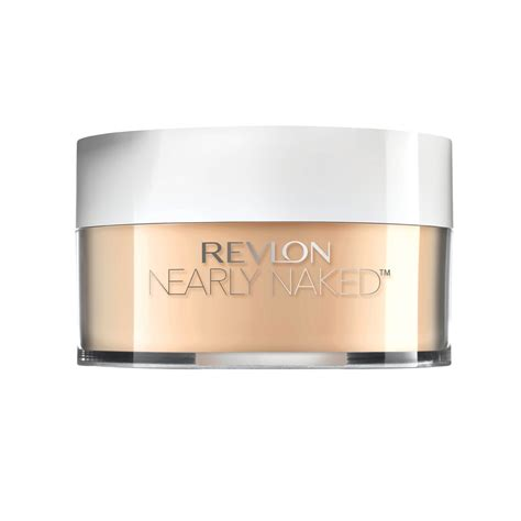 revlon nearly mineral powder foundation medium