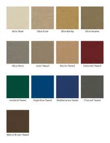 Awning Colours by Sunbrella 174 Awning Fabric Colors Weather Screen