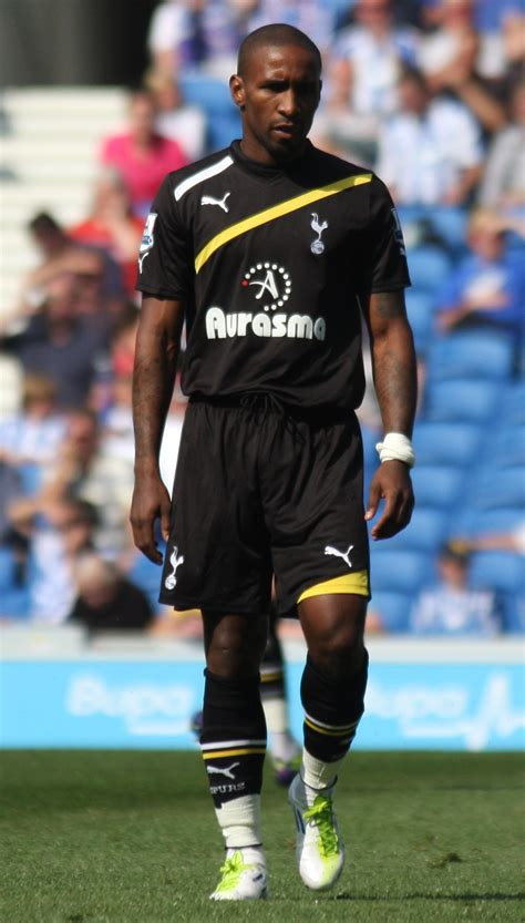 Kaos Ordinal Football Player Defoe jermain defoe wikidata