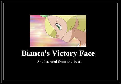 Victory Meme Face - bianca victory face meme by 42dannybob on deviantart