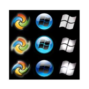 how to change & customize the windows 7 start button orb