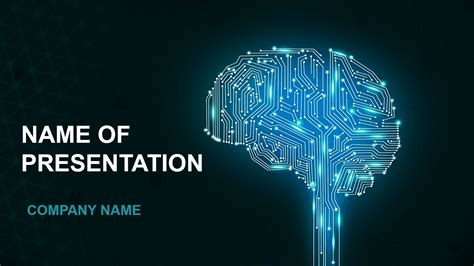What Is Ai Powerpoint Template Background For Presentation Ai Ppt Templates Free