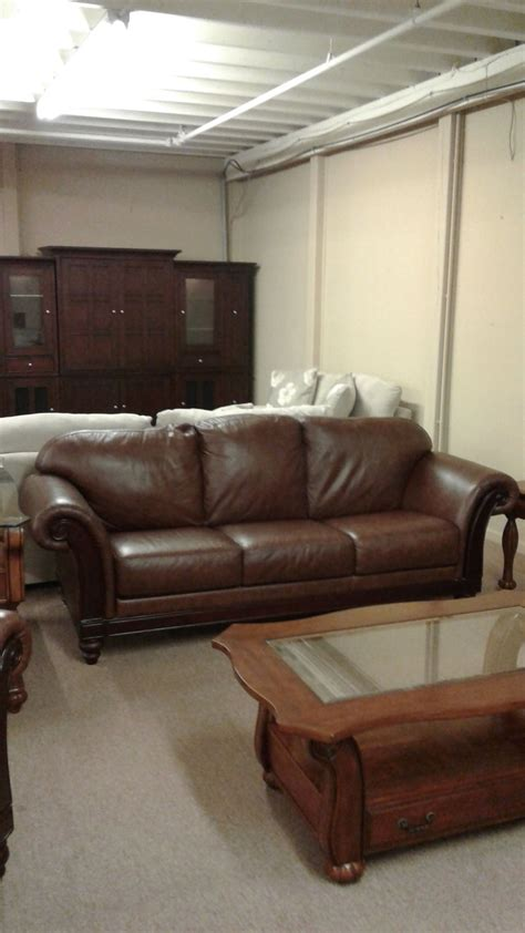 Camel Back Leather Sofa Camel Back Brown Leather Sofa Delmarva Furniture Consignment