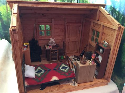 10x12 Cabin by 1 6 Scale 10x12 Cabin For Johnny West And Other 12 Quot Figures