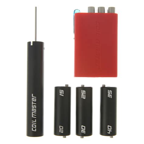 Coil Master Cooling Kit V4 buy the coil master coiling kit v4 at redjuice co uk