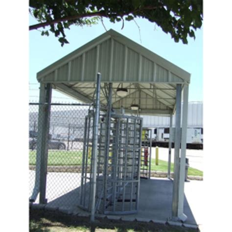 Industrial Canopy Industrial Canopies And Shelters Commercial Metal