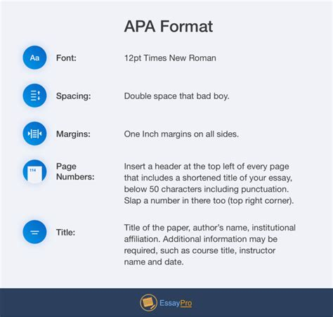 Format Your Essay Apa Style by How To Format An Essay Mla Apa And Chicago Style Essaypro