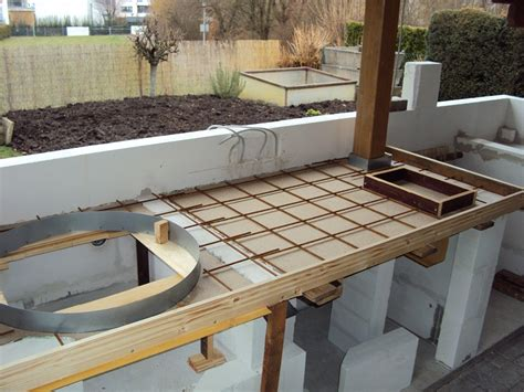 betonarbeitsplatte selber machen arbeitsplatte aus beton dockarm