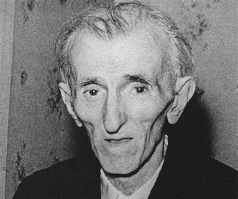 Physicist Nikola Tesla Last Picture Of Nikola Tesla 1943