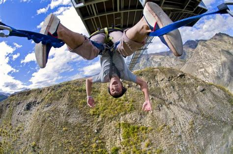 nevis bungy swing 8 things you have to do in new zealand places to see in