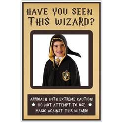 Personalized Wall Decor For Kids Insta Have You Seen This Wizard Selfie Frame Social Media