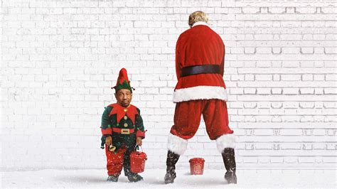 wallpaper bad santa  santa christmas billy bob