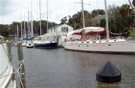 boat mechanic melbourne fl eau gallie yacht basin atlantic cruising club