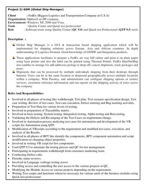 fedex resume proyectoportal