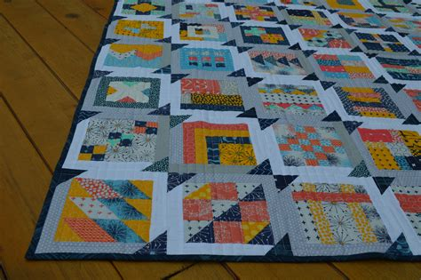 blockbuster sler quilt cutting and sewing color