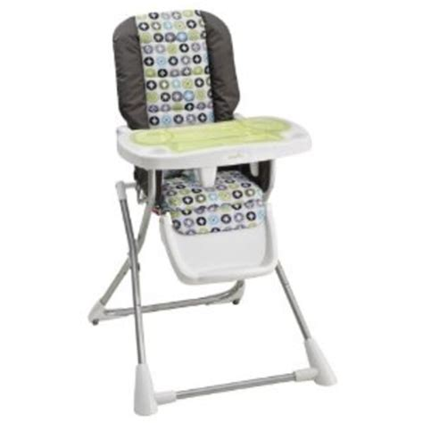 Evenflo Portable High Chair by Best Compact High Chairs 2013 A Listly List