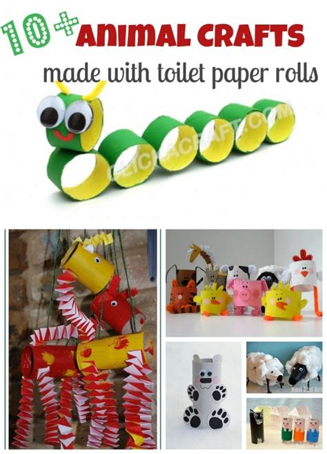 Paper For Craft Projects - craft ideas with toilet paper rolls playtivities