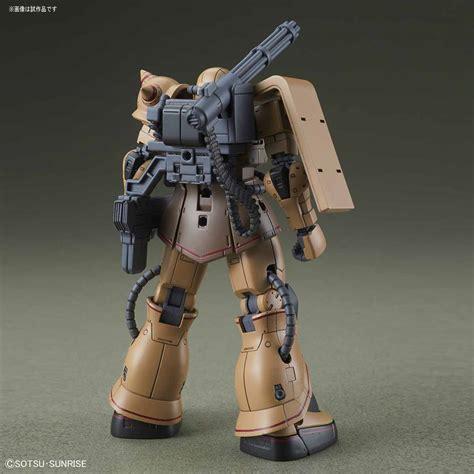 Hg 1 144 Zaku Half Cannon Bandai hg 1 144 ms 06ck zaku half cannon gundam the origin msd
