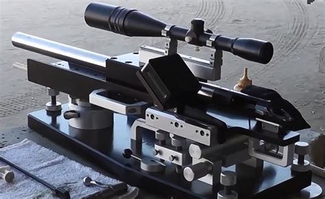 bench gun 6mm rail gun benchrest shooting the firearm blogthe