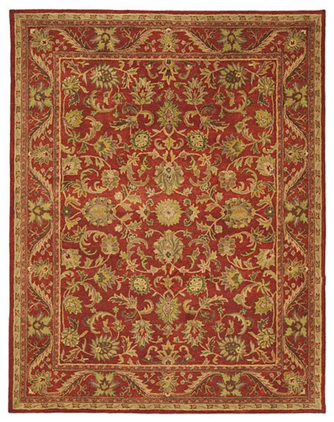 traditional rugs wool tufted heirloom wool rug traditional rugs by overstock