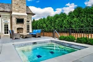 triyae com small backyard inground pools various design inspiration for backyard