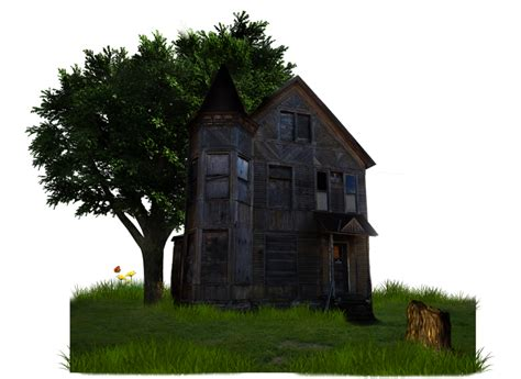 house pl haunted house png by moonglowlilly on deviantart