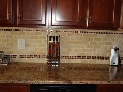 Tile Accents For Kitchen Backsplash 11 Best Images About Backsplash On Clay Pavers Kitchen Backsplash And Tumbled Stones